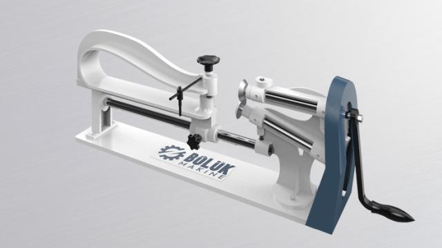 BDK 1 Manual Circular Sheet Cutter Shear