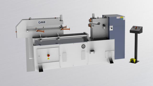BDK 5 Hydraulic Circular Cutting Machine