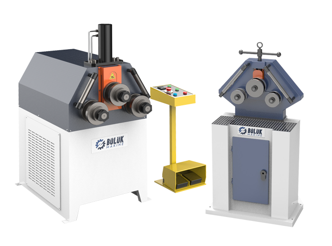 Pipe & Profile Bending Machines