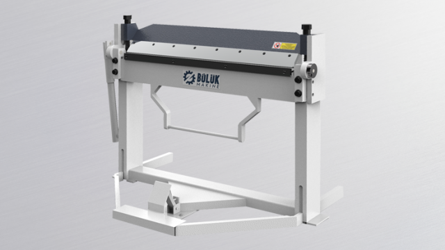 BCKL Parça Bıçaklı Caka Makinesi