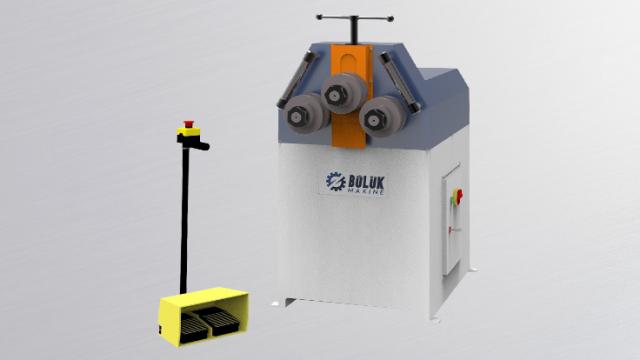 BPK 45 Boru & Profil Kıvırma Makinesi