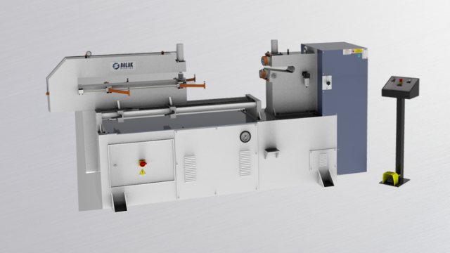 BDK 5 Hidrolik Daire Kesme Makinesi