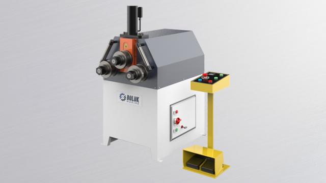 BPK 50 H Hidrolik Boru & Profil Kıvırma Makinesi