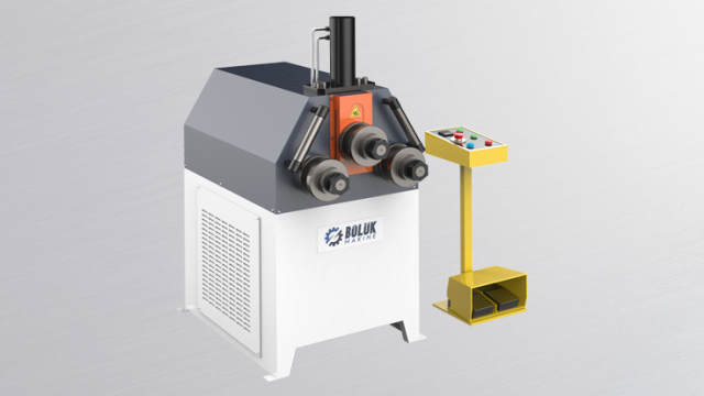 BPK 60 H Hidrolik Boru & Profil Kıvırma Makinesi