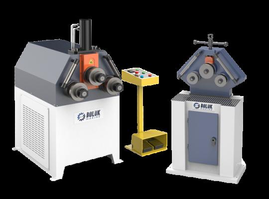 Boru & Profil Kıvırma Makineleri